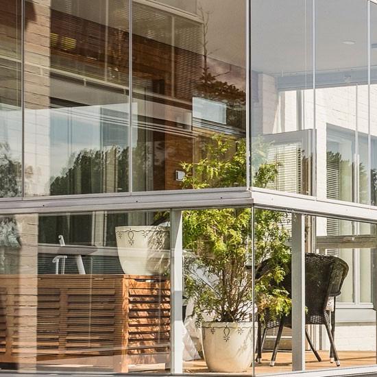 Çayyolu cam balkon
